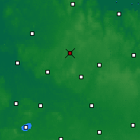 Nearby Forecast Locations - Soltau - Carta