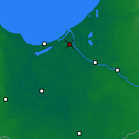 Nearby Forecast Locations - Riga - Carta