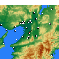 Nearby Forecast Locations - Yao - Carta