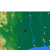 Nearby Forecast Locations - Nakhon Pathom - Carta