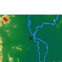 Nearby Forecast Locations - Phnom Penh - Carta
