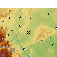 Nearby Forecast Locations - Jingyan - Carta