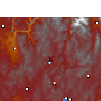 Nearby Forecast Locations - Lugong - Carta