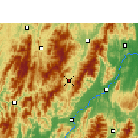 Nearby Forecast Locations - Ziyuan - Carta