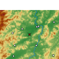 Nearby Forecast Locations - Nankang - Carta