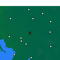 Nearby Forecast Locations - Lianshui - Carta
