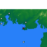 Nearby Forecast Locations - Beihai - Carta
