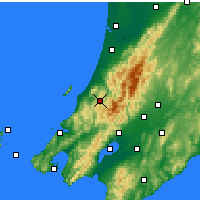Nearby Forecast Locations - Paraparaumu - Carta