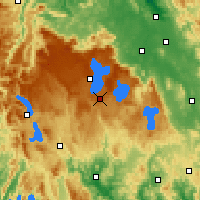Nearby Forecast Locations - Barren Tier - Carta