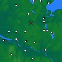 Nearby Forecast Locations - Bad Oldesloe - Carta