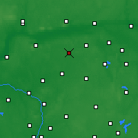Nearby Forecast Locations - Gołańcz - Carta