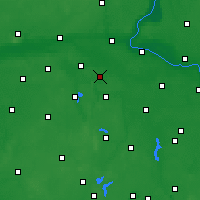 Nearby Forecast Locations - Łabiszyn - Carta
