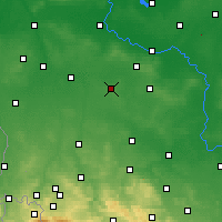 Nearby Forecast Locations - Przemków - Carta