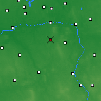 Nearby Forecast Locations - Tuliszków - Carta