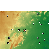Nearby Forecast Locations - Vellore - Carta