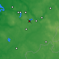 Nearby Forecast Locations - Trakai - Carta