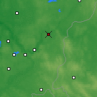 Nearby Forecast Locations - Nemenčinė - Carta