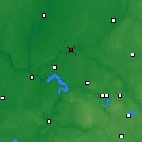 Nearby Forecast Locations - Jonava - Carta