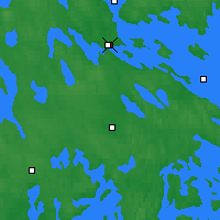Nearby Forecast Locations - Varkaus - Carta