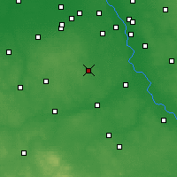 Nearby Forecast Locations - Grójec - Carta