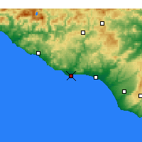 Nearby Forecast Locations - Licata - Carta
