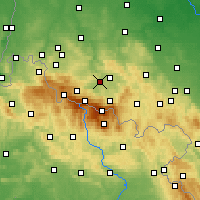 Nearby Forecast Locations - Podgórzyn - Carta