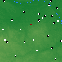 Nearby Forecast Locations - Żyrardów - Carta
