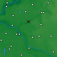 Nearby Forecast Locations - Golub-Dobrzyń - Carta