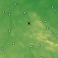 Nearby Forecast Locations - Końskie - Carta