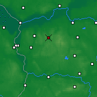 Nearby Forecast Locations - Sulęcin - Carta