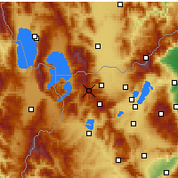 Nearby Forecast Locations - Vigla - Pisoderi - Carta
